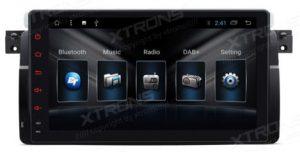 Xtrons car stereo